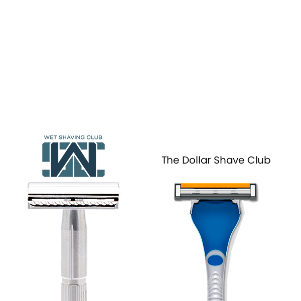 wet shaving club vs dollar shave club
