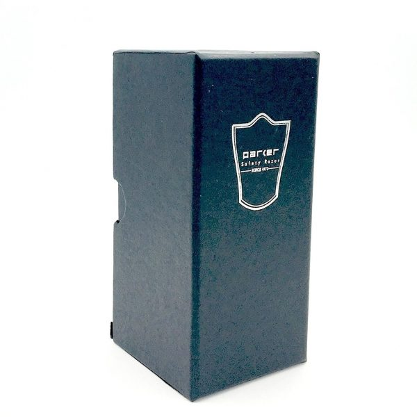 box for parker shave brushes - the wet shaving club