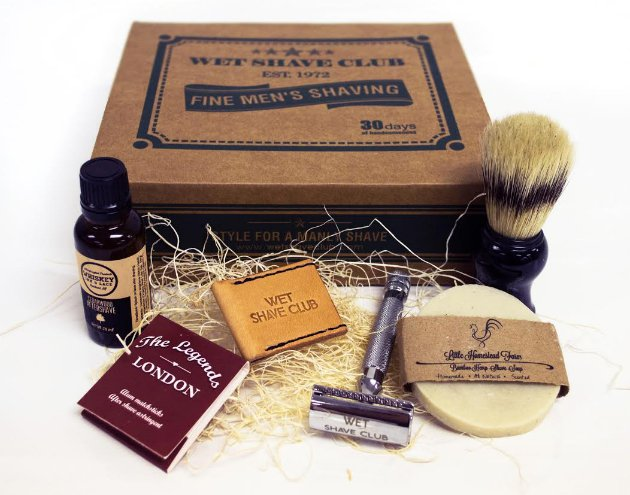 what happened to the wet shave club - gearmoose review