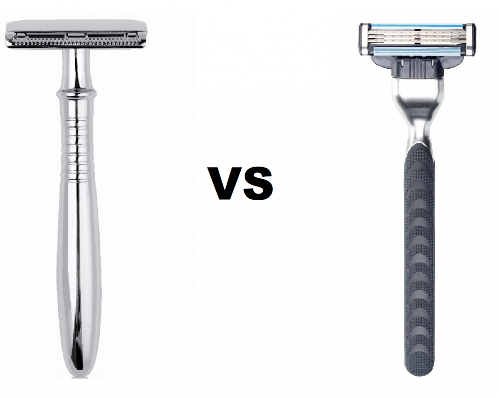 Safety Razor vs Cartridge Razor - Our Wet Shaving Club opinion