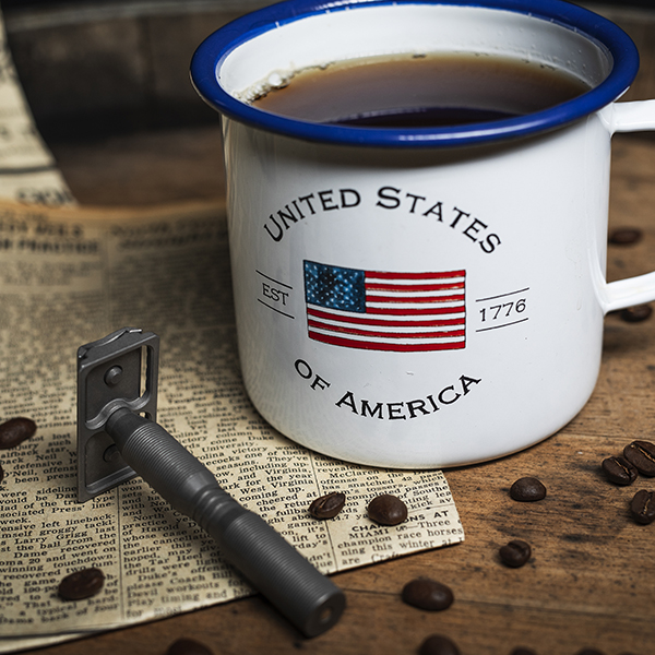 safety razor made in the usa - lifestyle 1
