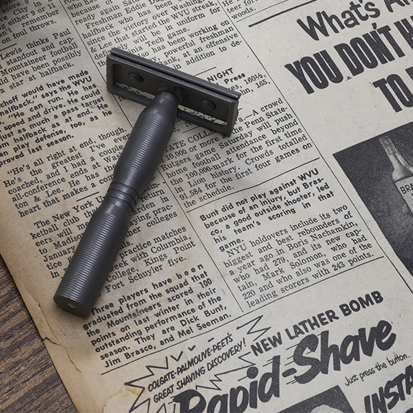 safety razor made in the usa - lifestyle 2