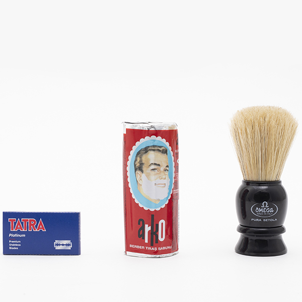 The Good Wet Shave Starter Kit