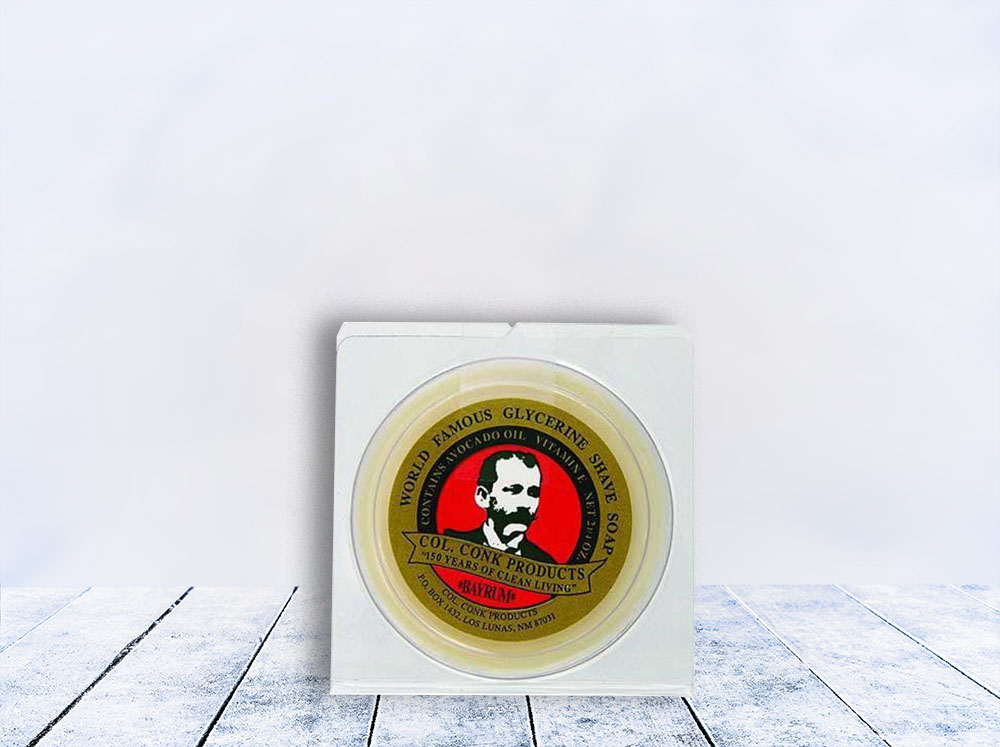 col con shave soap - main