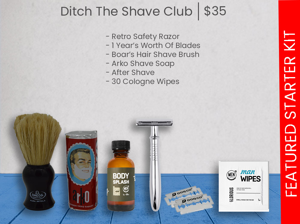 ditch the shave club FEATURED