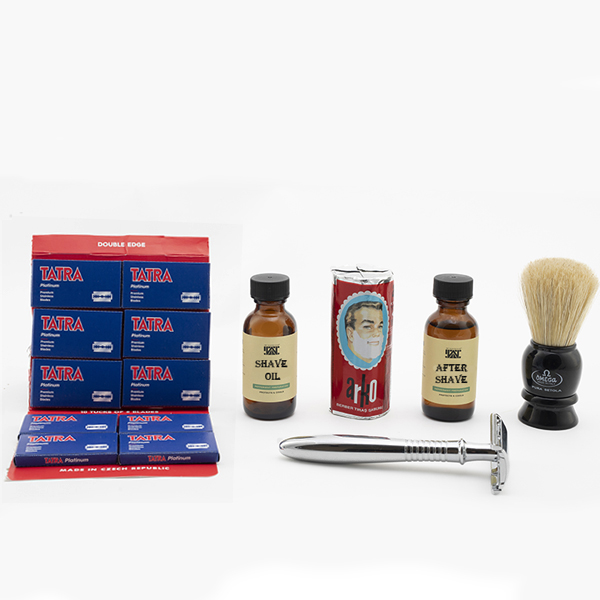 Ditch the monthly shave club - complete set - 600 x 600