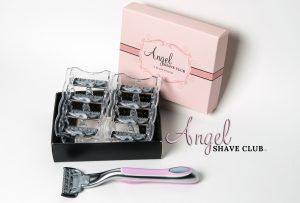 angel shave club razor