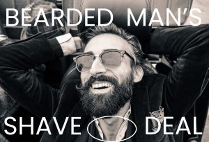 Bearded Man Deal
