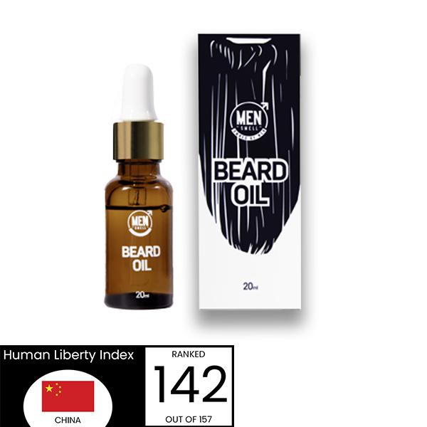 bearded man shave deal beard oil