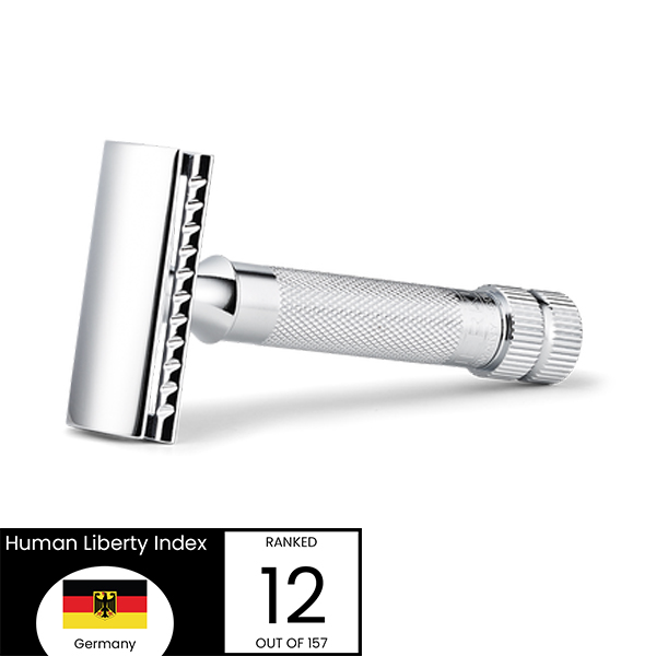 Merkur 34c Safety Razor Made In Germany