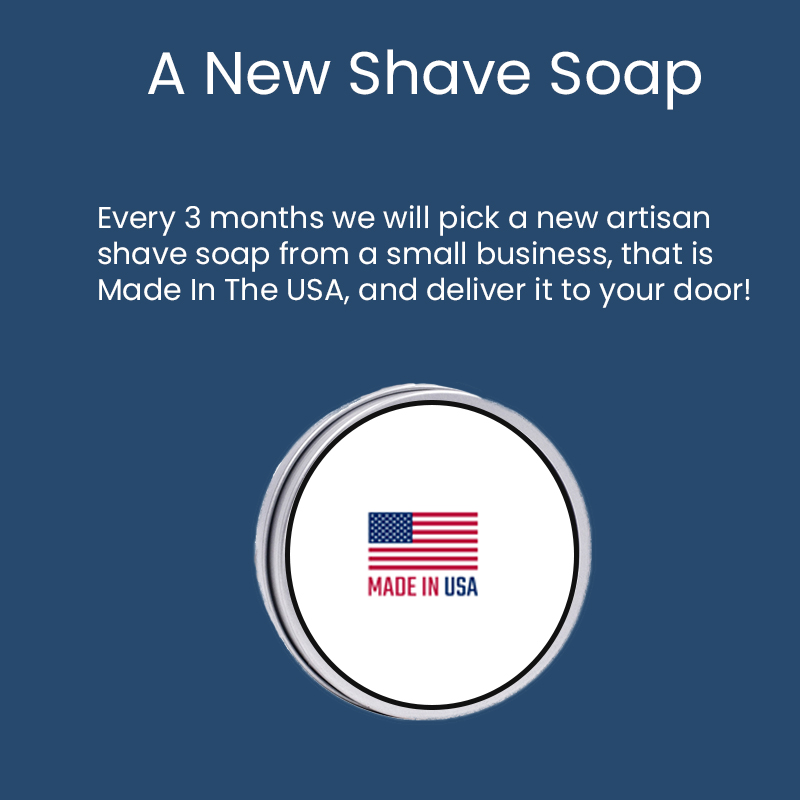 Mystery Soap - Wet Shave Club