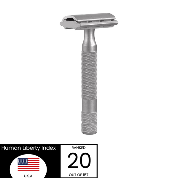 Safety Razor Made In The USA