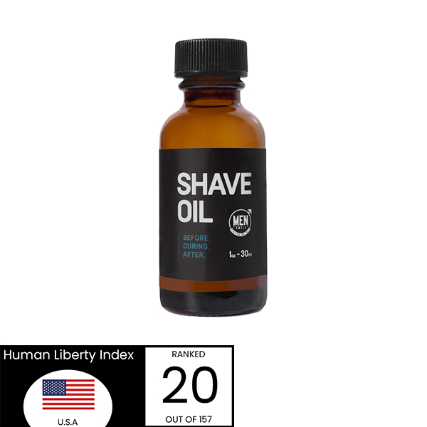 Shave Oil - Made In The USA