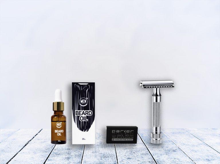 merkur 34c bearded Man Shave Deal