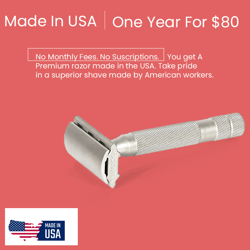 mobile made in the usa safety razor