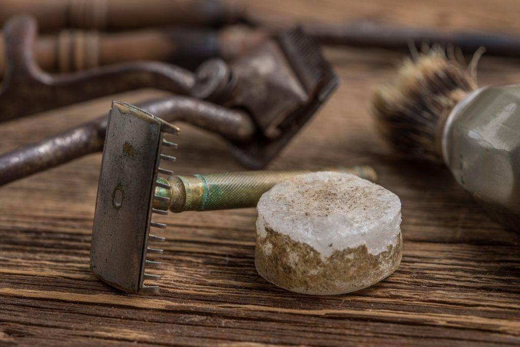 the history of the razor