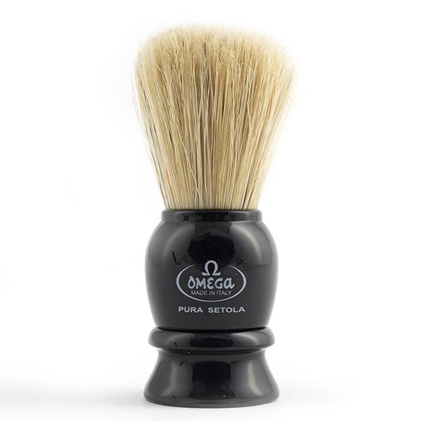 Boar Bristle Shave Brush - Omega Shave Brush - 600 x 600