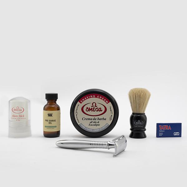 razor bump prevention kit - retro razor new