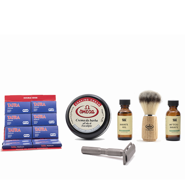 made in the usa shave package