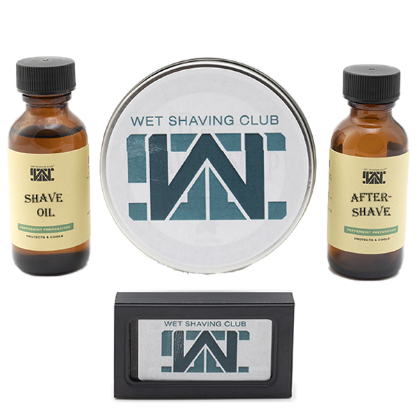 wet shave club shave kit
