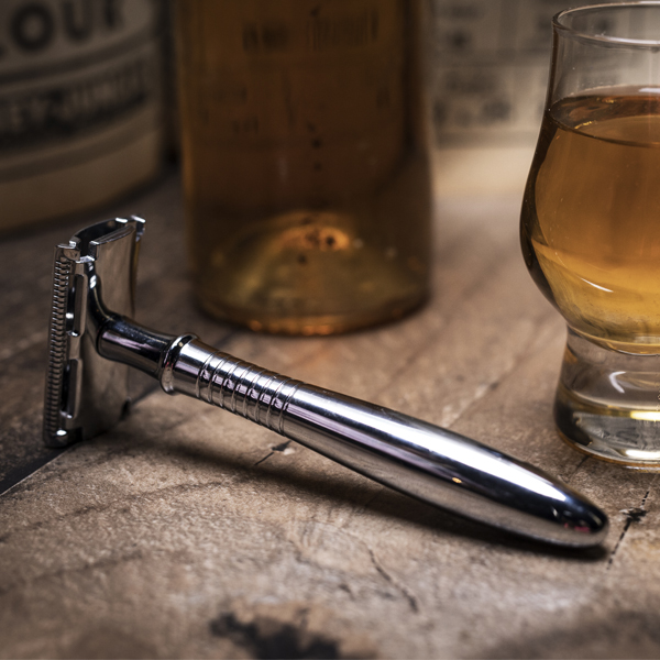 safety razor - retro