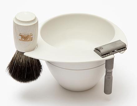 menu shavers bowl wet shaving club