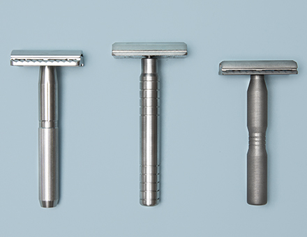 safety razor menu picture