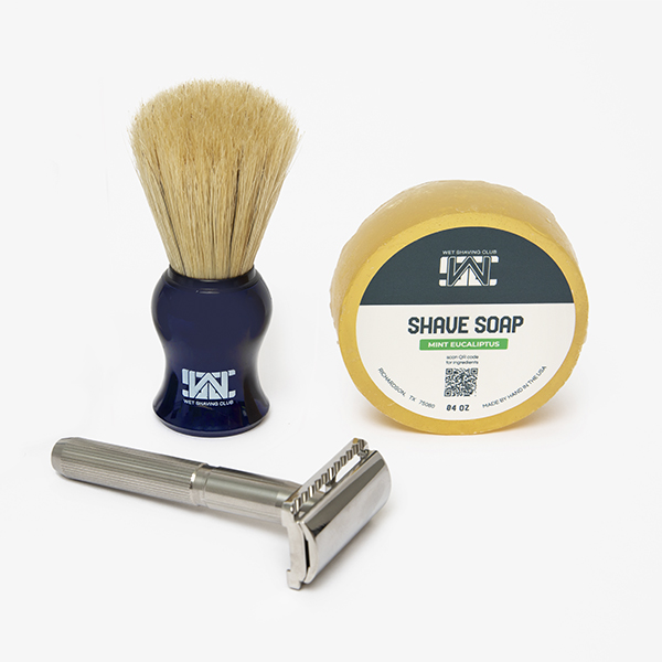 safety razor starter kit