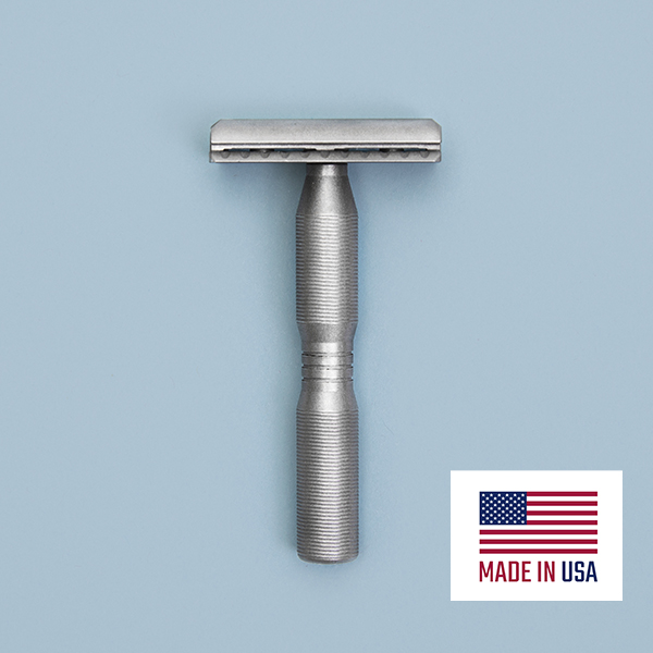 made in the usa safety razor - the merica