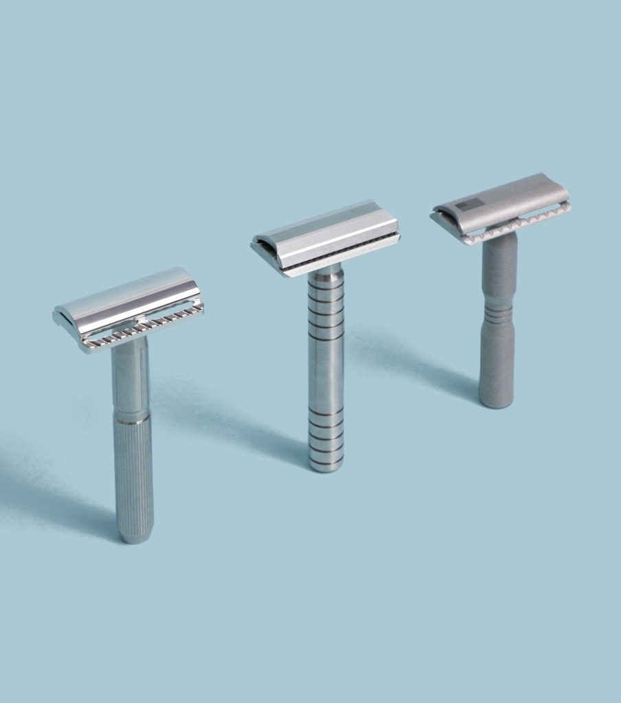 mobile wet shaving club safety razors