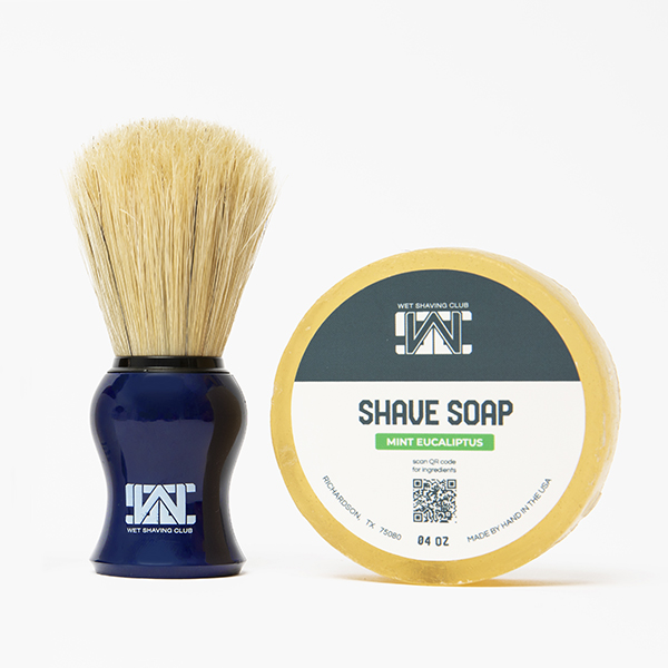 shave soap category